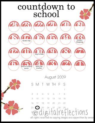 Calendar-august